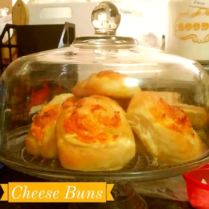 Recipe: Cheese Buns