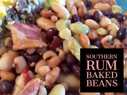 Recipe: Southern Rum Baked Beans