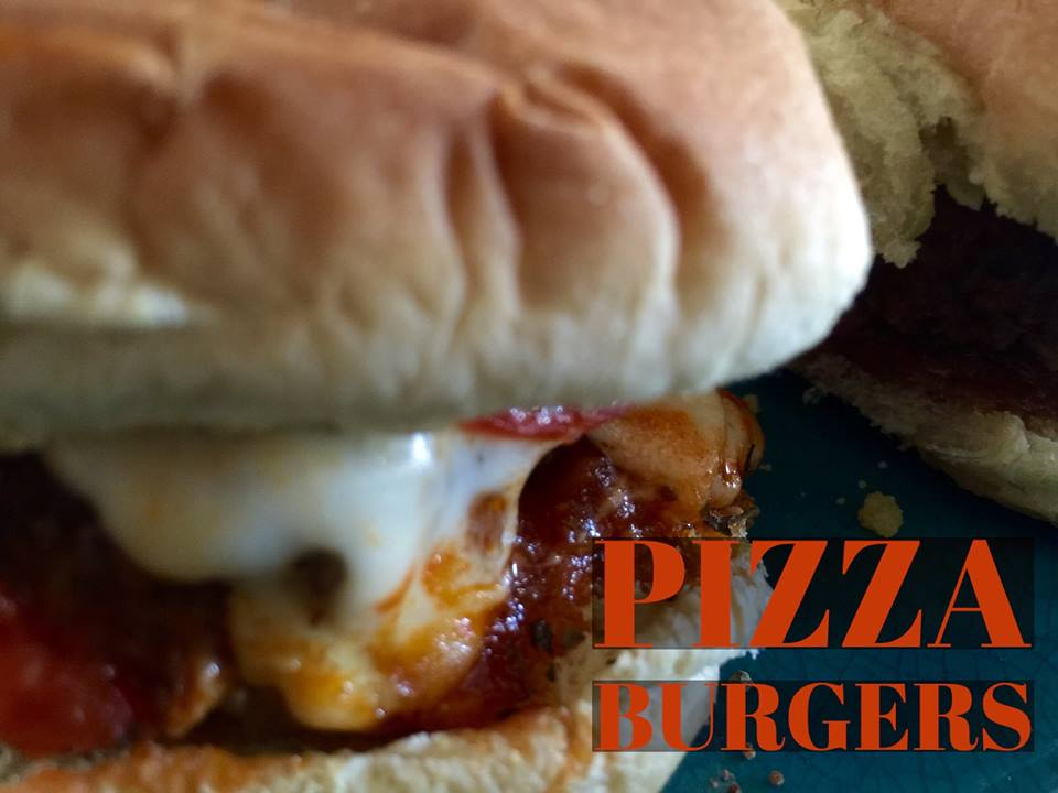 Recipe: Pizza Burgers