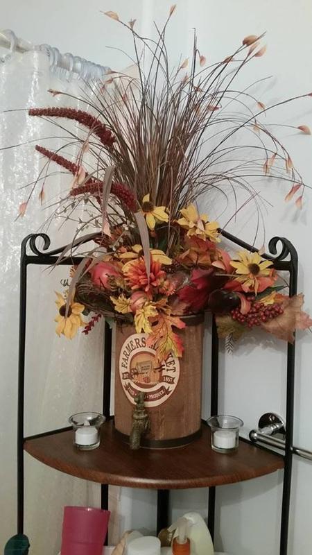 Crafting: Decorating for Fall